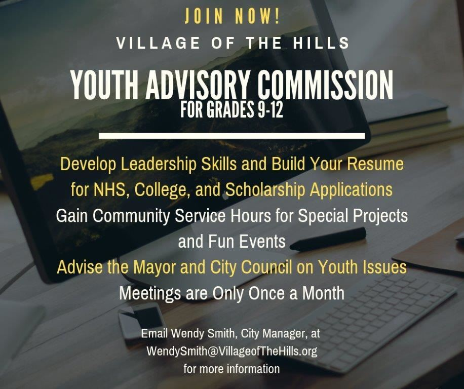 YAC Recruitment Ad