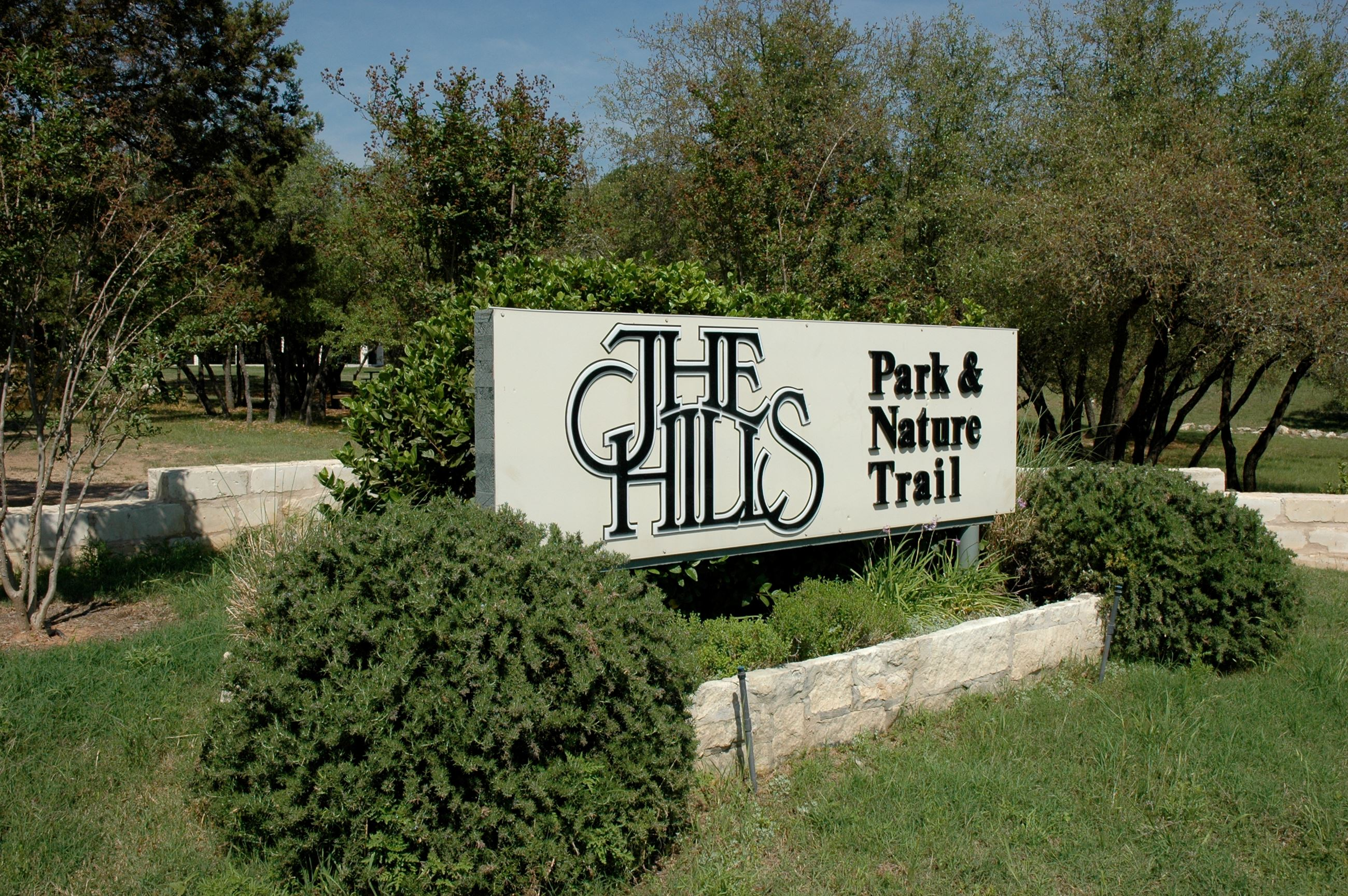 The Hills Park and Nature Trail